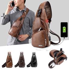 Shoulder Bags, Outdoor, chestpackage, Messenger Bags
