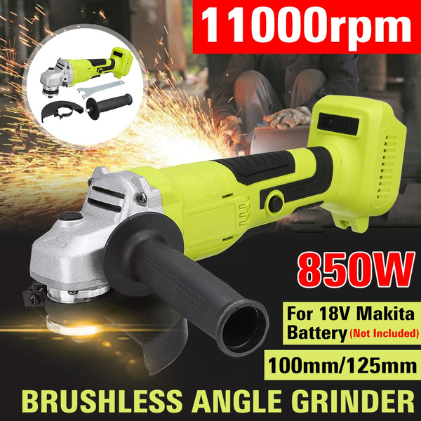 Machine, Power Tools, brushlessanglegrinder, Electric