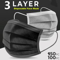 pink, dustmask, disposablefacemask, safetymask