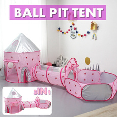 crawltunnel, Sports & Outdoors, playhousetent, playtent