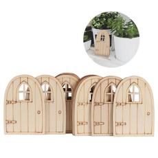 gardenadornment, miniaturedecoration, Door, Garden