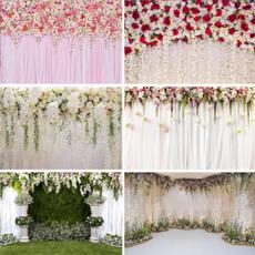 portraitphotobackdrop, Flowers, Floral, Photo Studio