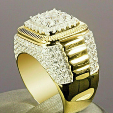 ringsformen, hip hop jewelry, wedding ring, gold