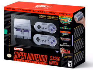 Video Games, Nintendo, namenesclassiceditionidnintendo, idnesclassicedition