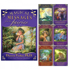 magicalmessagesfairiesoraclecard, biddy, thothdeck, englishversion