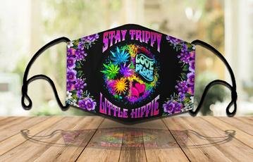 trymybest, Love, hippie, customlabel0wishstretchtofitmask