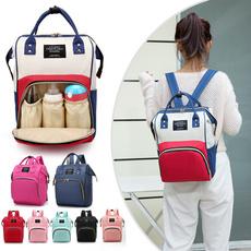 women bags, Backpacks, Capacity, mummybag