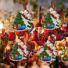 christmastreependant, Christmas, Gifts, christmastreehangingdecoration