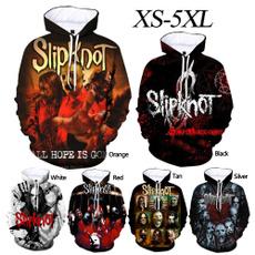 3D hoodies, Goth, Fashion, Long Sleeve