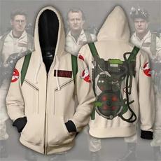 zippersweatshirt, hooded, Cosplay, 3dprintpulloverhoodie