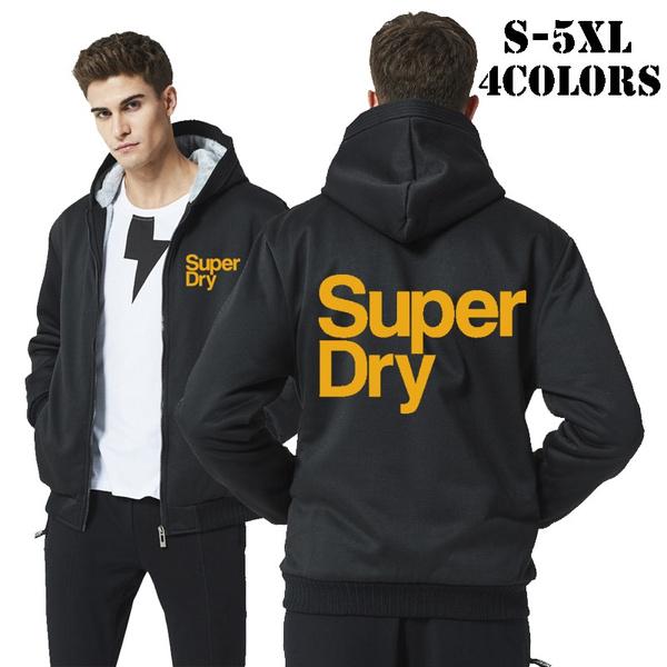 hoodiesformen, Plus Size, Winter, hoodedjacket