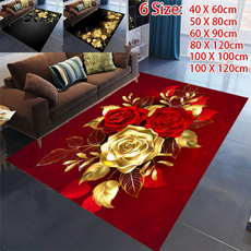 Kitchen, Rugs & Carpets, Home Decor, gold