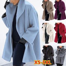 Down Jacket, Fleece, Plus Size, Winter