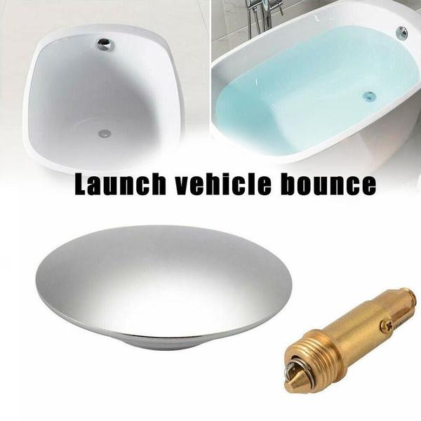 Bathroom, sinkfilter, chrome, washbasin