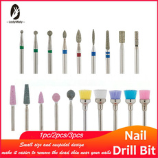 manicure tool, nailmill, DIAMOND, millingnaildrillbit
