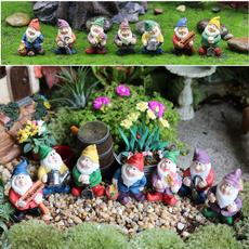gnome, figure, gnomegarden, Ornament