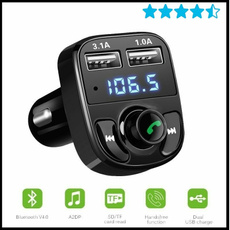 Transmitter, Hands Free, Cars, Adapter
