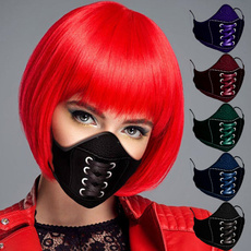 Fashion, Cotton, punk, gothicmask