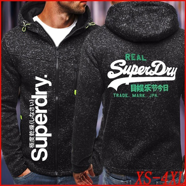 Casual Jackets, Plus Size, superdryprint, Winter