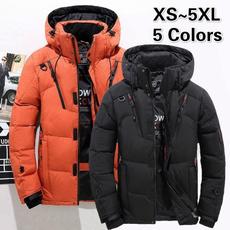 Jacket, Plus Size, Winter, manteauhomme