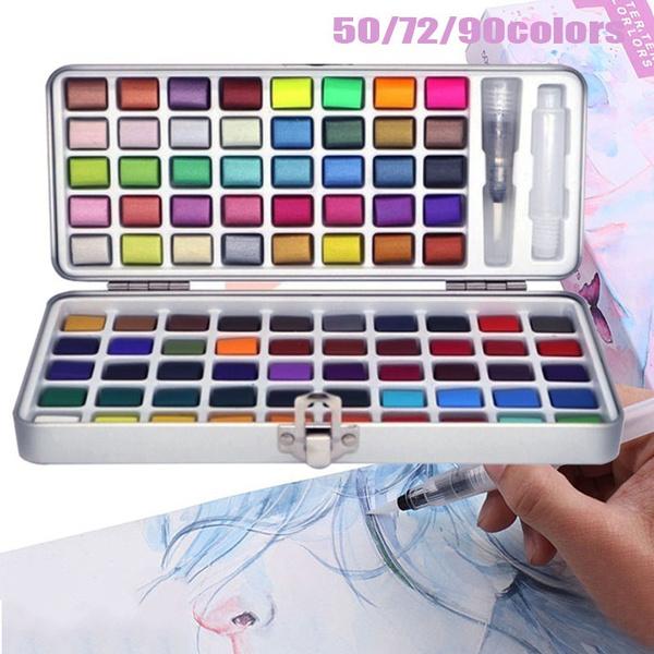 Art Supplies, paintset, Glitter, Office Products