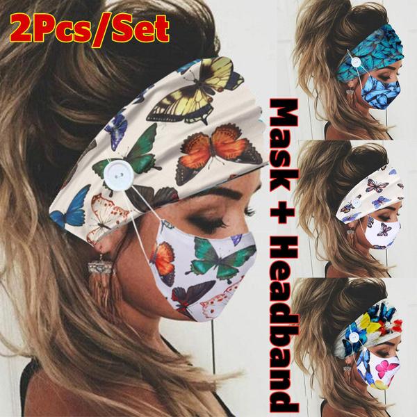 butterfly, reusemask, dustproofmask, Elastic