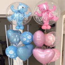 Blues, kidspartyfavor, Decor, birthdaybearballon