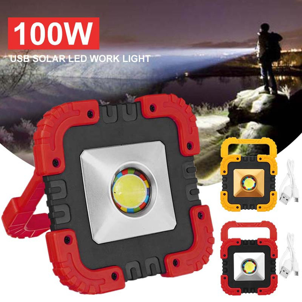 Outdoor, led, usb, camping