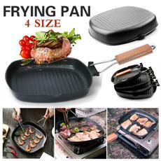 Grill, steak, chefspan, potsandpanset