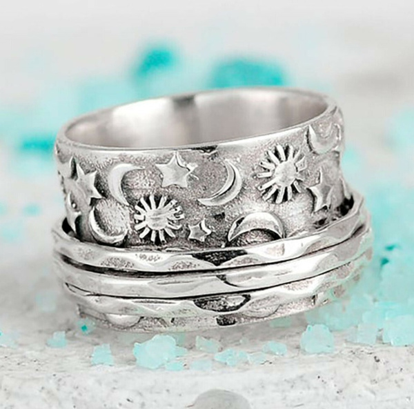 Sterling, Silver Jewelry, Wool, Star