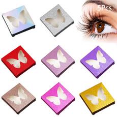 butterfly, Box, falseeyelashescase, eye
