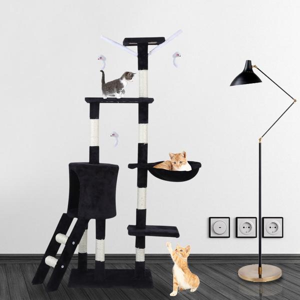 Funny, Toy, Tree, catstreescratcherscratchingpost