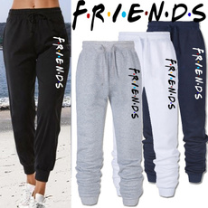 SweatpantsWomen, Winter, Casual pants, pants