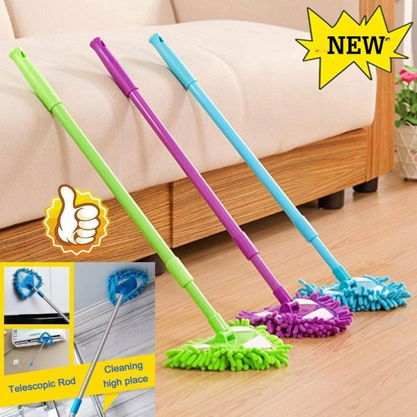 broomsscrubber, chenillemop, floorcleaningmop, Home & Living