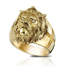 ringsformen, hip hop jewelry, gold, anilloshombre