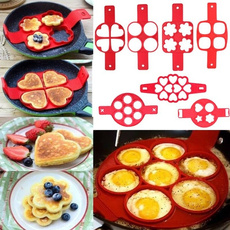 Heart, minipancakemaker, Kitchen, Baking