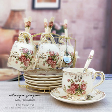 Coffee, Ceramic, englishbonechina, Tea