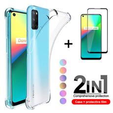 case, opporeno4z, Silicone, Glass