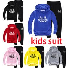 kidspullover, Two-Piece Suits, sport pants, hoodiespantsset