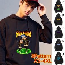 Couple Hoodies, sweatshirtsformen, hooded, thrasher