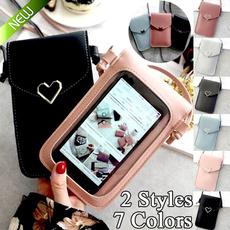 Shoulder Bags, mobilephonebag, Fashion, cute