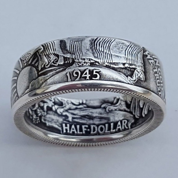 Antique, Collectibles, Jewelry, 925 silver rings
