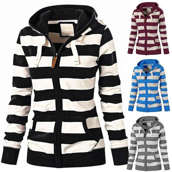 Casual Jackets, Fashion, sweater coat, Women Hoodie