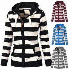 Casual Jackets, Moda, sweater coat, Women Hoodie