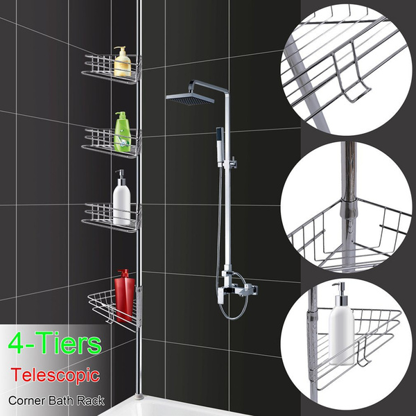 bathroomorganizer, Shower, bathroomcornerrack, Bathroom Accessories