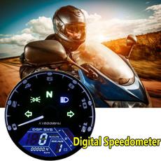 motorcycleaccessorie, motorcyclepowersport, Sports & Outdoors, motorcyclespeedometerlcd