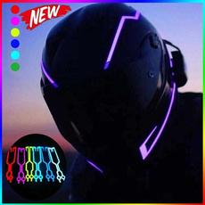 Helmet, diy, led, Led Lighting