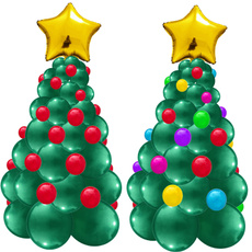 party, foilballoon, Christmas, Balloon