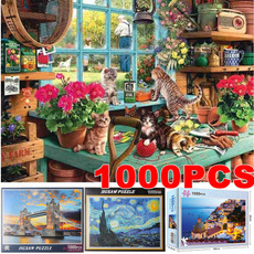 Gifts, Children's Toys, Jigsaw Puzzle, Puzzle