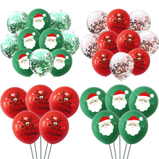 globo, latex, Christmas, Balloon